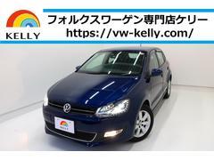 VW ポロハイライン 純正オプションHIDランプ ワンオーナ 1年保証
