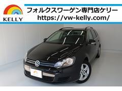 VW ゴルフヴァリアントトレンドライン ナビ フルセグTV バックカメラ 1年保証