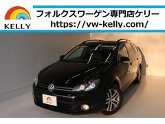 VW ゴルフヴァリアントコンフォートライン フルセグTVナビ HIDライト 1年保証
