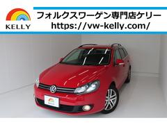 VW ゴルフヴァリアントコンフォートライン フルセグTVナビ バックカメラ 1年保証