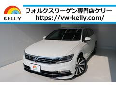 VW パサートヴァリアントRライン レザーシート ワンオーナー ナビTV 無料1年保証