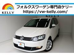 VW シャランハイライン レザーシート ナビTV バックカメラ 1年保証