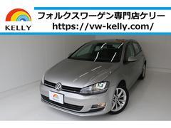 VW ゴルフハイライン ACC 禁煙車 アルカンターラシート 1年保証