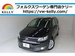 VW ゴルフトゥーランハイライン ナビ 地デジフルセグTV HID 無料1年保証