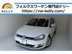 VW ゴルフコンフォートライン 1オーナー ナビTV Bカメラ 1年保証