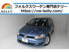 VW ゴルフトレンドライン アイドリングストップ 自動ブレーキ 1年保証
