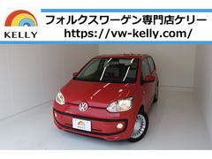 VW アップ!ハイアップ ワンオーナー ナビTV シートヒーター 1年保証