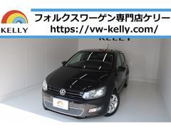 VW ポロハイライン オプションHIDヘッドライト ナビTV 1年保証
