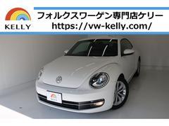 VW ザ・ビートルデザインレザーパッケージ ナビTV バックカメラ 1年保証