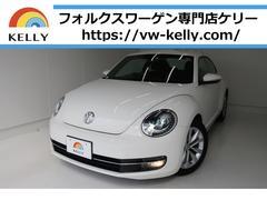 VW ザ・ビートルデザインレザーパッケージ ナビTV HIDライト 1年保証