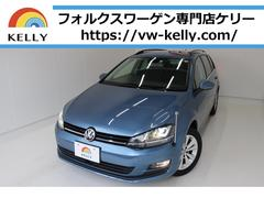 VW ゴルフヴァリアントコンフォートライン ACC TVナビ バックカメラ 1年保証