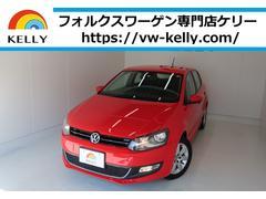 VW ポロハイライン ワンオーナー ナビ 地デジフルセグTV 1年保証