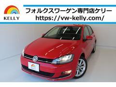 VW ゴルフハイライン ナビTV バックカメラ スマートキー 1年保証