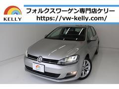 VW ゴルフハイライン ACC レーンアシスト バックカメラ 1年保証