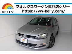 VW ゴルフヴァリアントハイライン ディスカバープロ ナビTV 18インチホイール