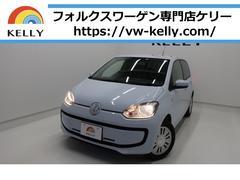 VW アップ!ムーブアップ リア3面フィルム施工済 5ドア 自動ブレーキ