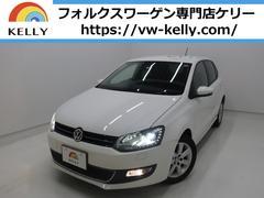 VW ポロハイライン 純正オプションHIDヘッドライト ナビTV