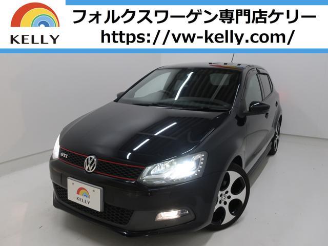 フォルクスワーゲン GTI 試乗/保証/純正ナビ/地デジフルセグTV