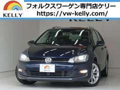 VW ゴルフヴァリアントハイライン ナビTV/Bカメラ/ACC/前後センサー/禁煙車
