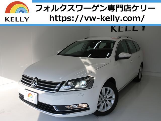 フォルクスワーゲン コンフォートライン 試乗/保証/社外ナビ/テレビ/ETC/