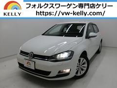 VW ゴルフコンフォートライン BSタイヤ8分山/ナビTV/バックカメラ
