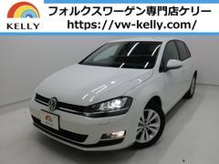 VW ゴルフコンフォートライン 禁煙車/ワンオーナー/ナビTV/Bカメラ