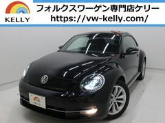 VW ザ・ビートルデザインレザーパッケージ フルセグTVナビ/シートヒーター