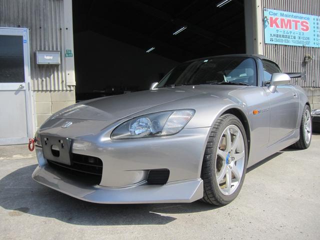 S2000(ホンダ) ベースグレード ジムカーナ仕様 車高調 中古車画像