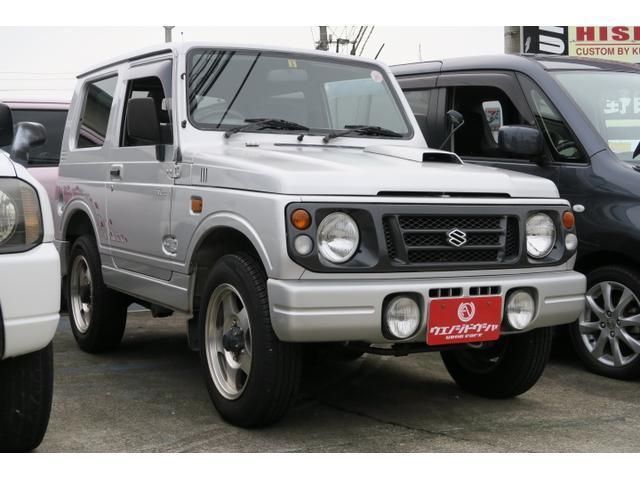 スズキ XLリミテッド 4WD マニュアル5速 背面タイヤ