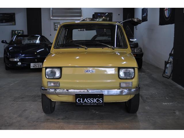 フィアット 126(フィアット)  中古車画像