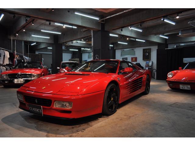 「フェラーリ」「フェラーリ 512TR」「クーペ」「福岡県」の中古車