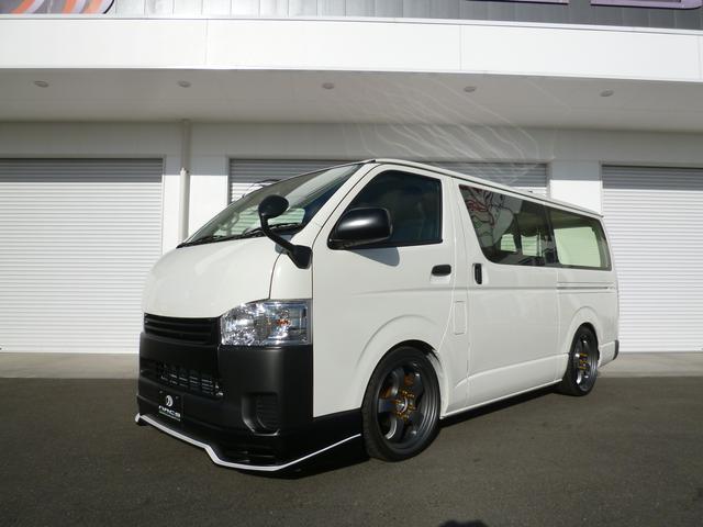 トヨタ DX NACSエアロコンプリート