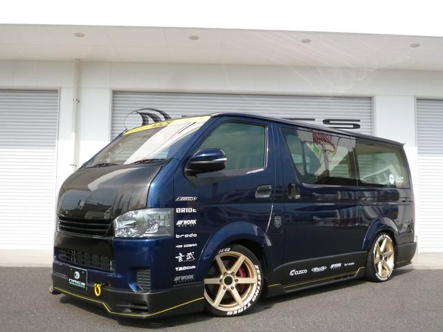 トヨタ ロングDX NACS GTデモカー