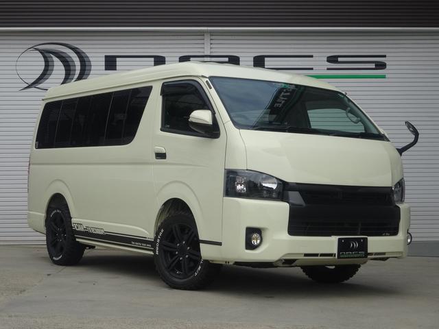 トヨタ GL リフトアップ NACSデモカー販売