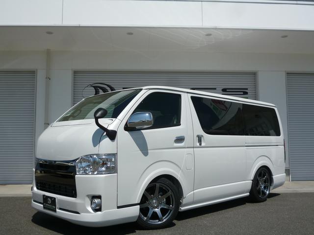 トヨタ 50thアニバーサリー GIBSONエアロコンプリート
