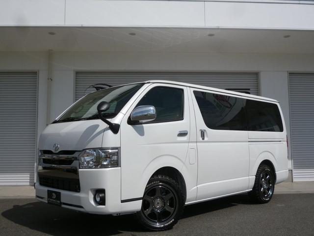 トヨタ ダークプライムII サンタローザCATALINAデモカー