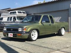 ハイラックス左H US 90EXT 2WD V6 ベンチシート スタンス