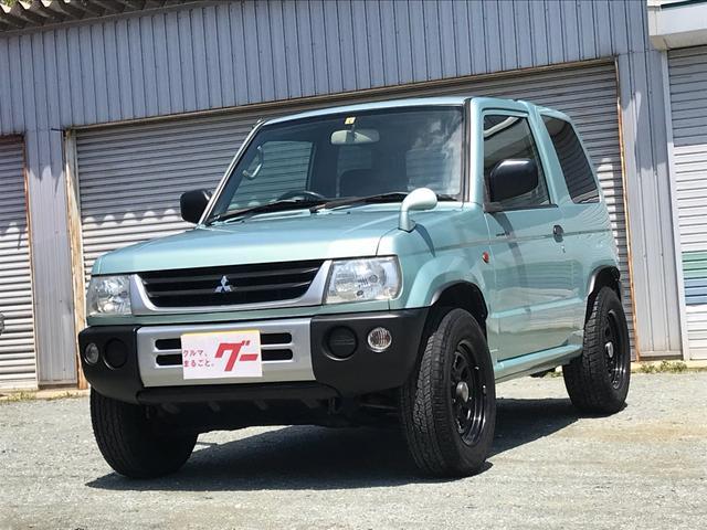 三菱 XR AC CD MT ライトグリーン デイトナ15インチ