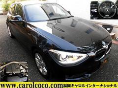 BMW116iカロッツェリアナビTVバックモニターBluetoth