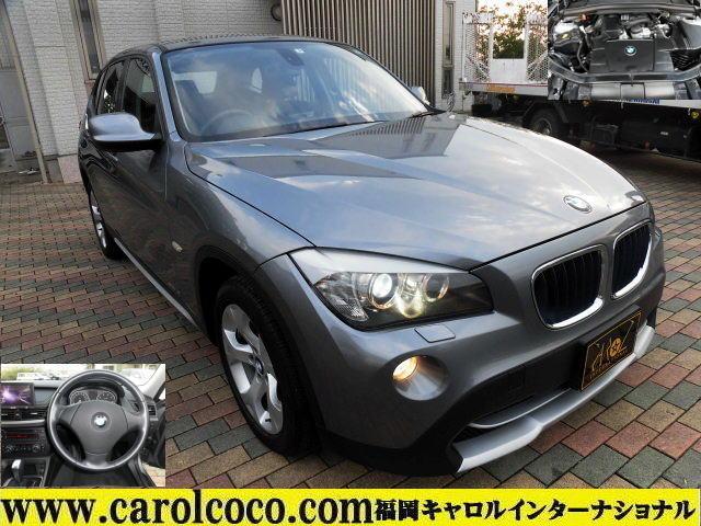 BMW X1 sDrive18iTVナビBカメスマートキープッシュSHID