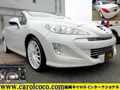 308CC プレミアム電動フルオープン革ナビBカメTVアドバンAW