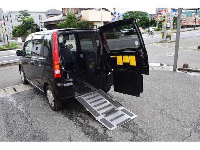 ダイハツ 福祉車輌 車いすスローパー 基本装備 車検整備渡し