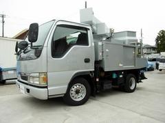 エルフトラック3.1ディーゼル 作業床8メートル高所作業車