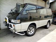 デリカスターワゴン4D2.5DT GLXエアロR 4WD