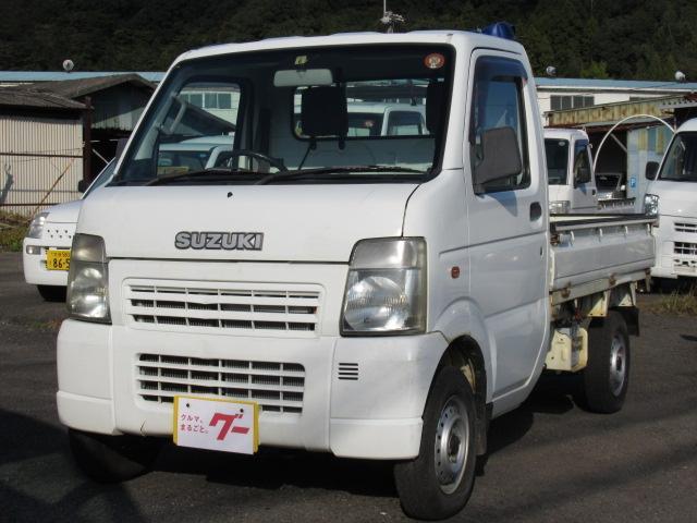スズキ キンタロウダンプ 4WD エアコン パワステ
