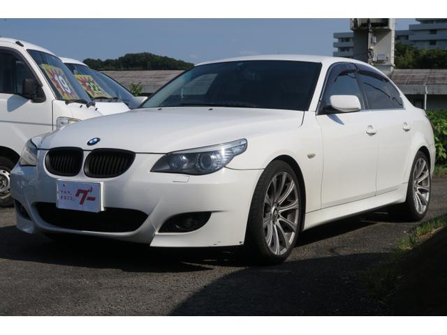 BMW 525i 純正ナビ パワーシート ETC スマートキー