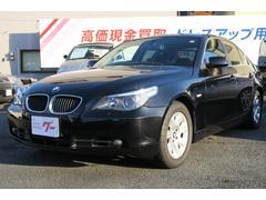 BMW525i 本革パワーシート ETC ナビ キーレス
