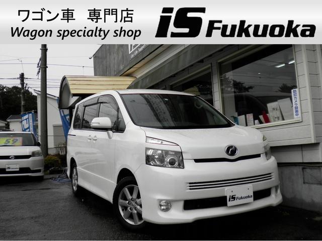 トヨタ Z 純正エアロ HDDナビ 電動スライドドア スマートキー