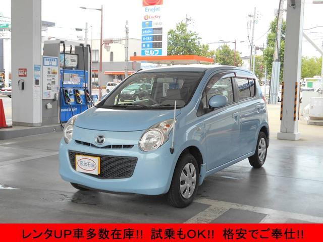 マツダ GS キーレス ETC 電動格納ミラー CD レンタUP