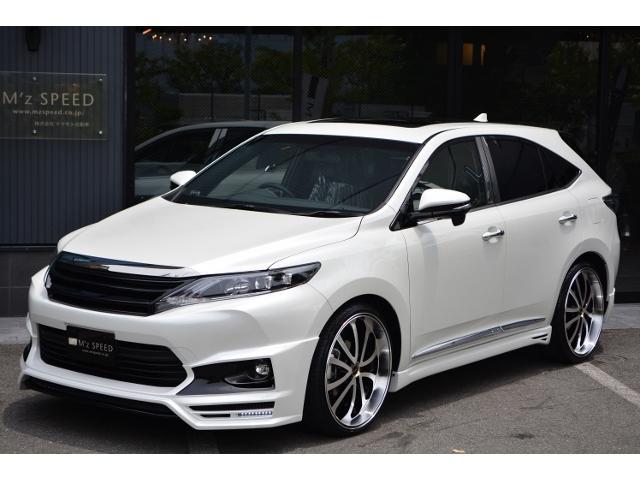 トヨタ エレガンス ZEUS新車コンプリートカー2.0L車高調Ver